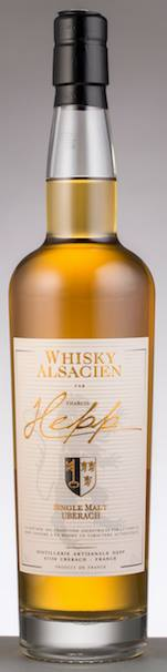 Hepp – Single Malt – Johnny Hepp – Whisky Alsacien