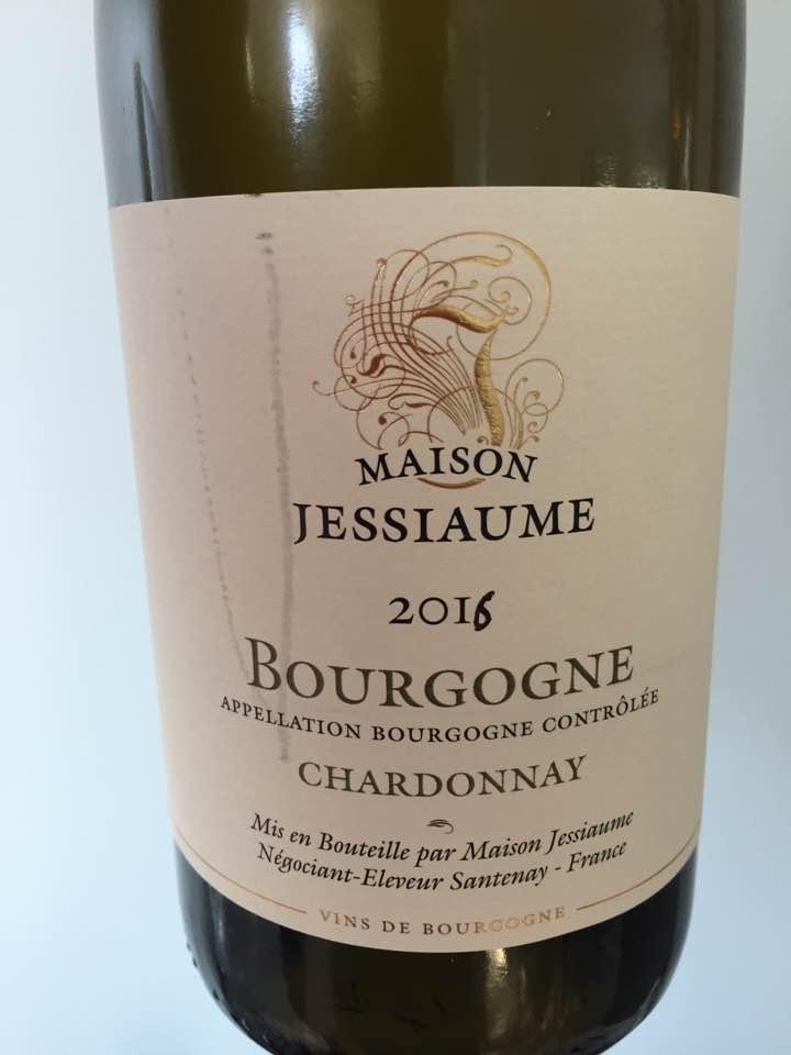 Maison Jessiaume – Chardonnay 2016 – Bourgogne