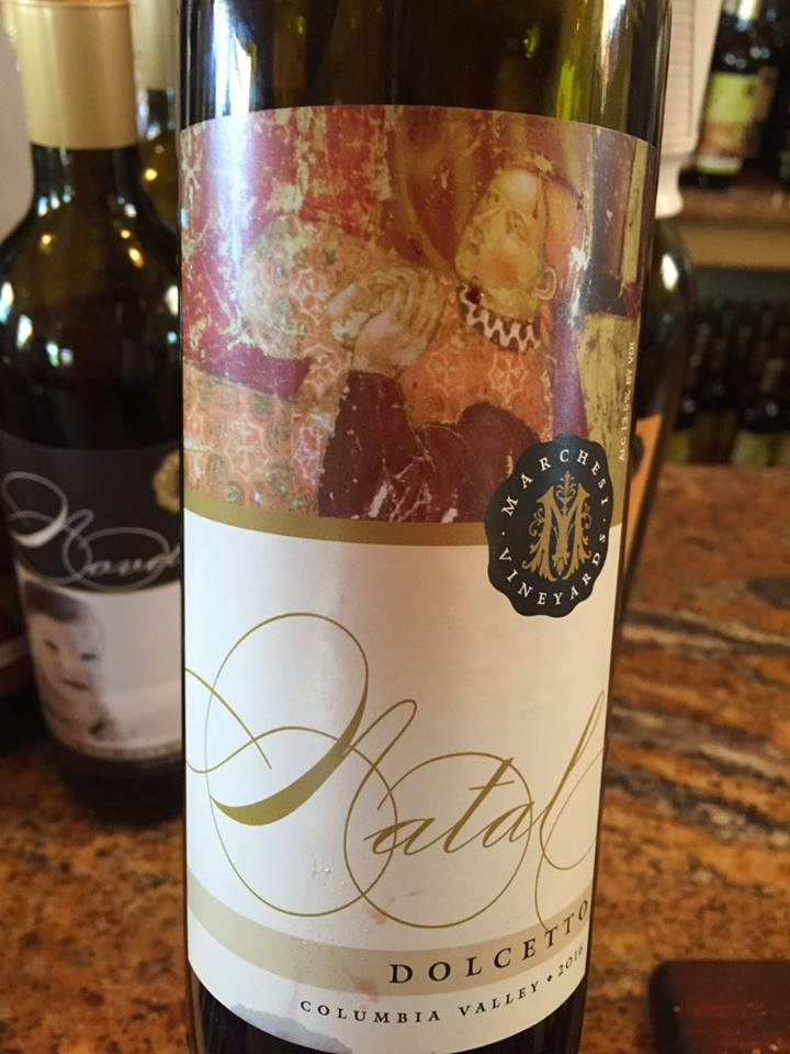 Marchesi Vineyard – Dolcetto 2016 – Natal – Columbia Valley