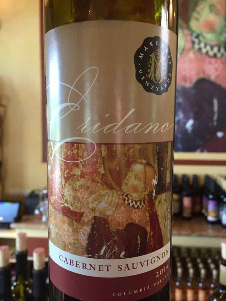 Marchesi Vineyard – Eridano 2014 – Columbia Valley