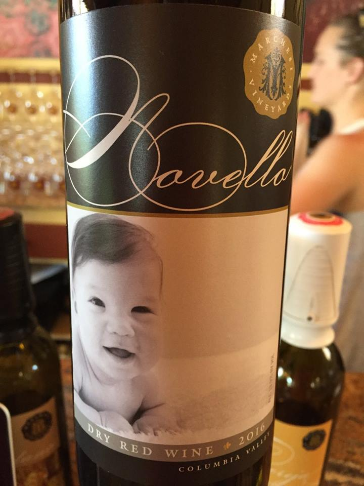Marchesi Vineyard – Novello 2016 – Columbia Valley