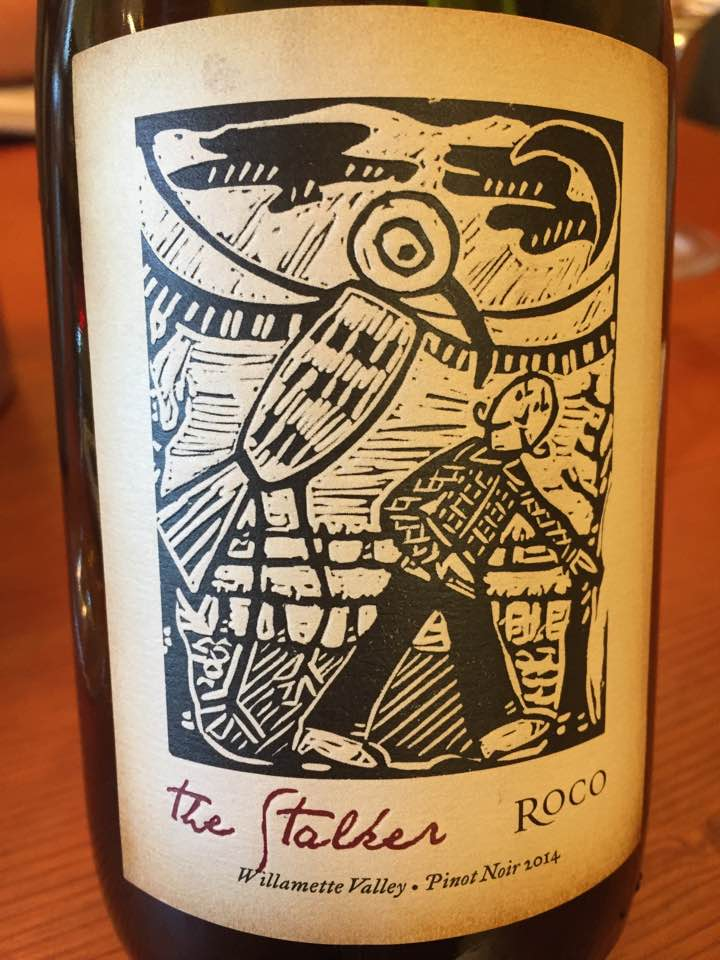 Roco – The Stalker – Pinot Noir 2014 – Willamette Valley
