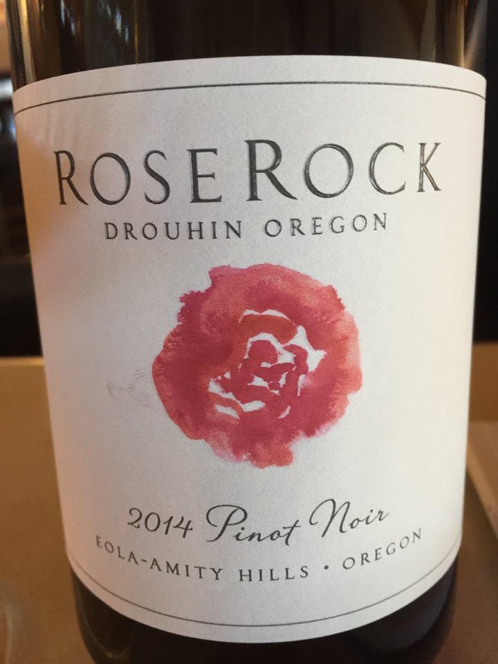 Roserock – Drouhin – 2014 Pinot Noir – Eola-Amity Hills – Oregon