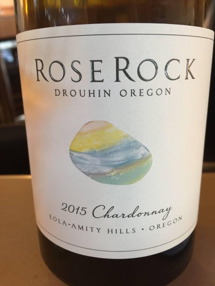 Roserock – Drouhin – 2015 Chardonnay – Eola-Amity Hills – Oregon