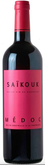 Saïkouk 2014– Médoc