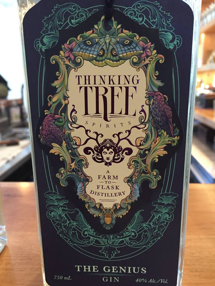 Thinking Tree – The Genius – Gin