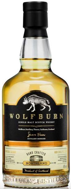 Wolfburn – Northland – Single Malt Scotch Whisky