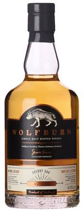 Wolfburn – Aurora – Single Malt Scotch Whisky