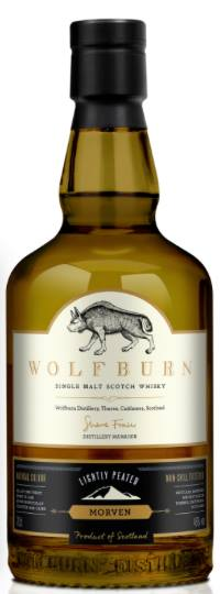 Wolfburn – Morven – Single Malt Scotch Whisky
