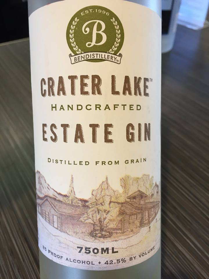 Crater Lake Gin – Estate Gin