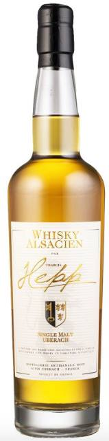 Hepp – Single Malt Tharcis Hepp – Alsace Whisky