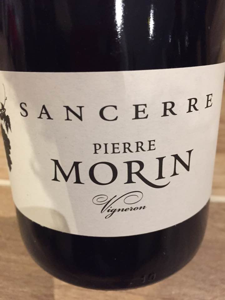 Pierre Morin 2015 – Sancerre
