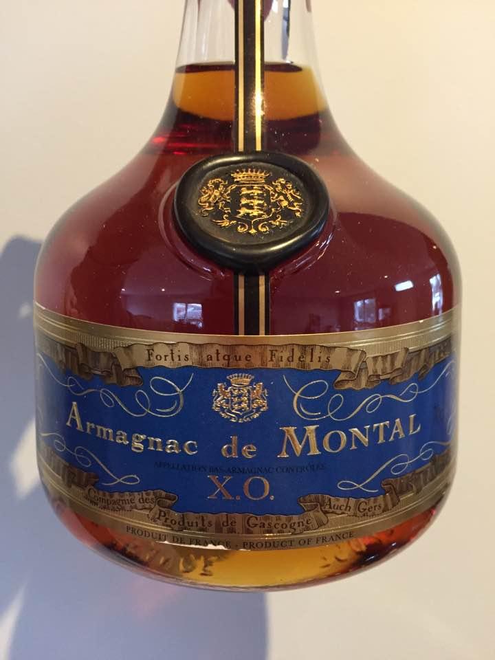 Armagnac de Montal – XO – Bas-Armagnac