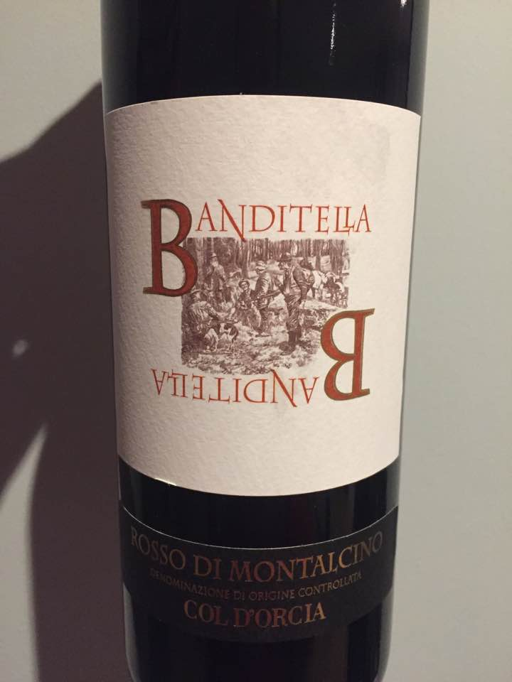 Banditella 2015 – Rosso di Montalcino