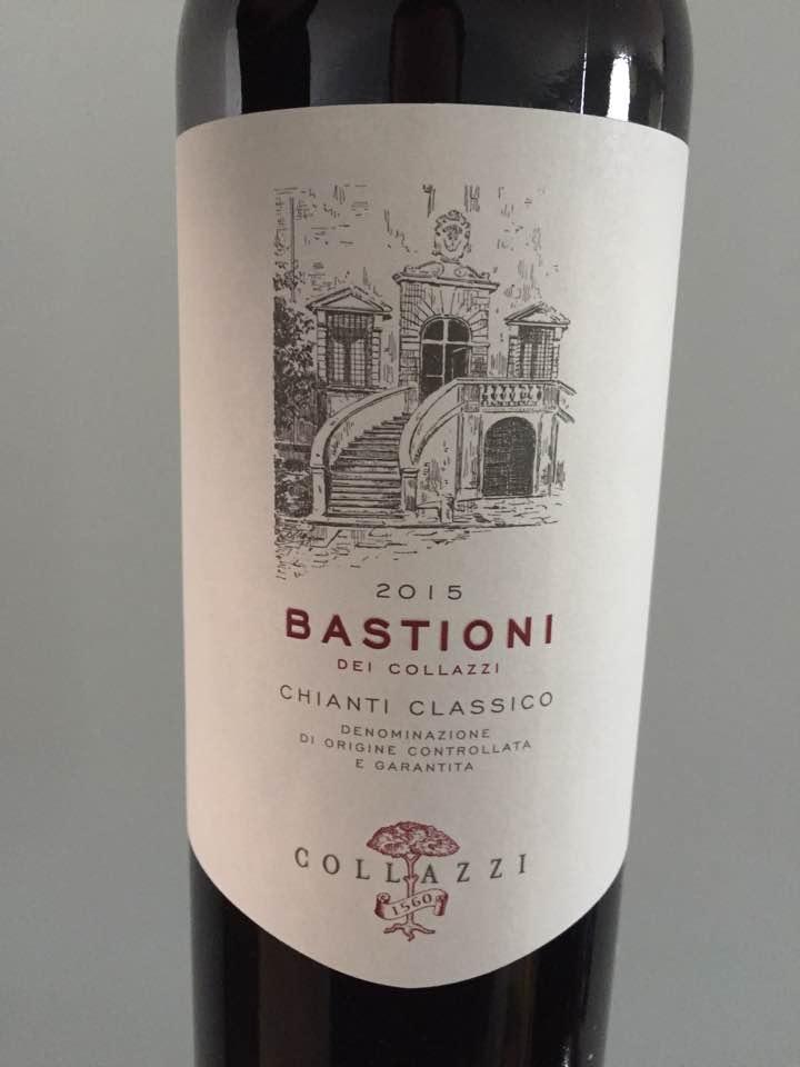 Bastioni Dei Collazzi 2015 – Chianti Classico