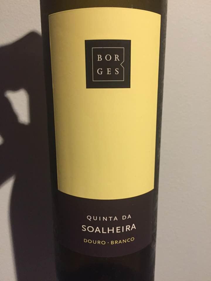 Borges – Quinta da Soalheira – Branco 2016 – Douro