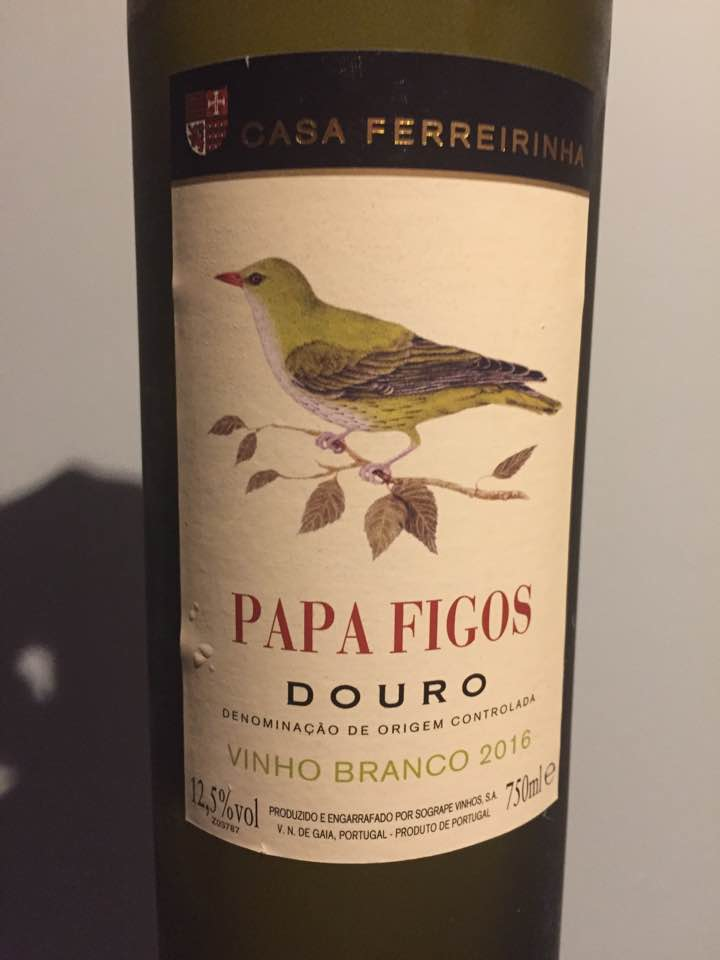 Casa Ferreirinha – Papa Figos – Vinho Branco 2016 – Douro