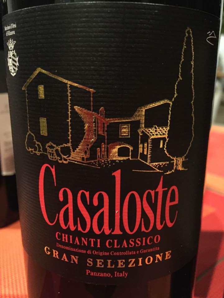 Casaloste 2011 – Chianti Classico Gran Selezione