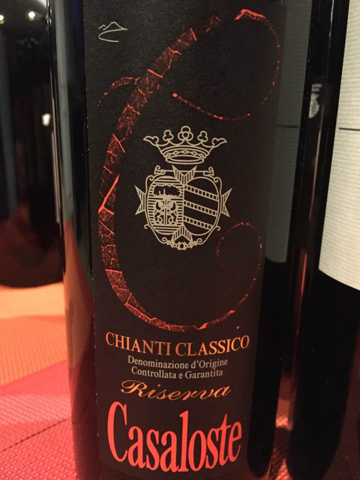 Casaloste 2013 – Chianti Classico Riserva