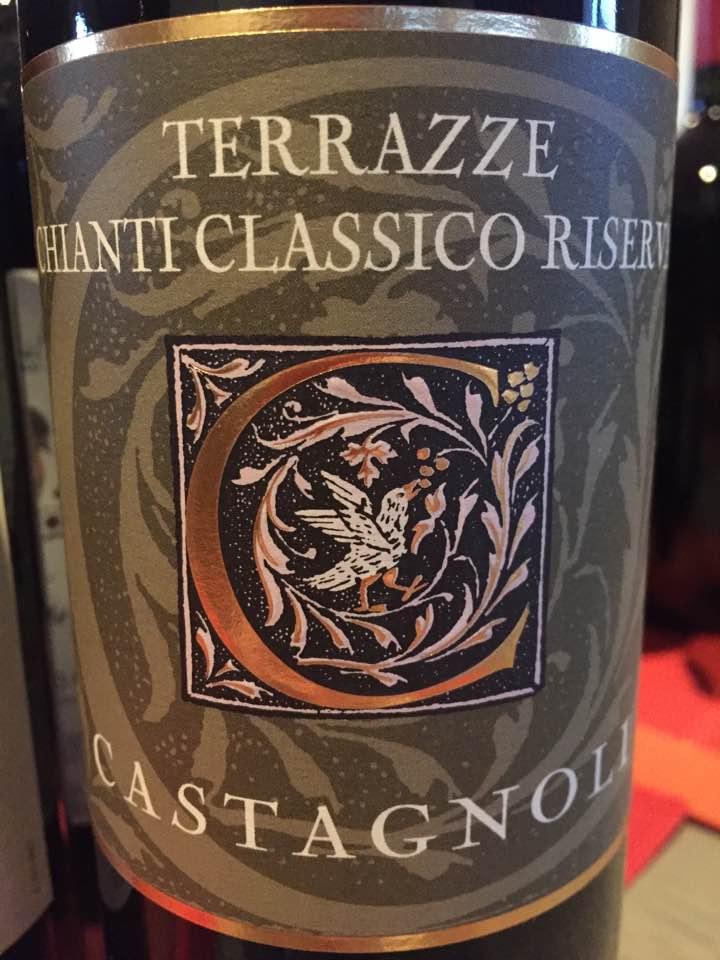 Castagnoli – Terrazze 2014 – Chianti Classico Riserva