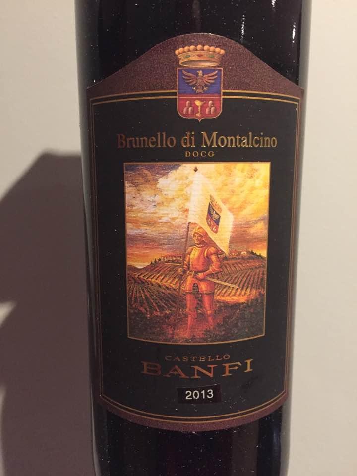 Castello Banfi 2013 – Brunello di Montalcino DOCG