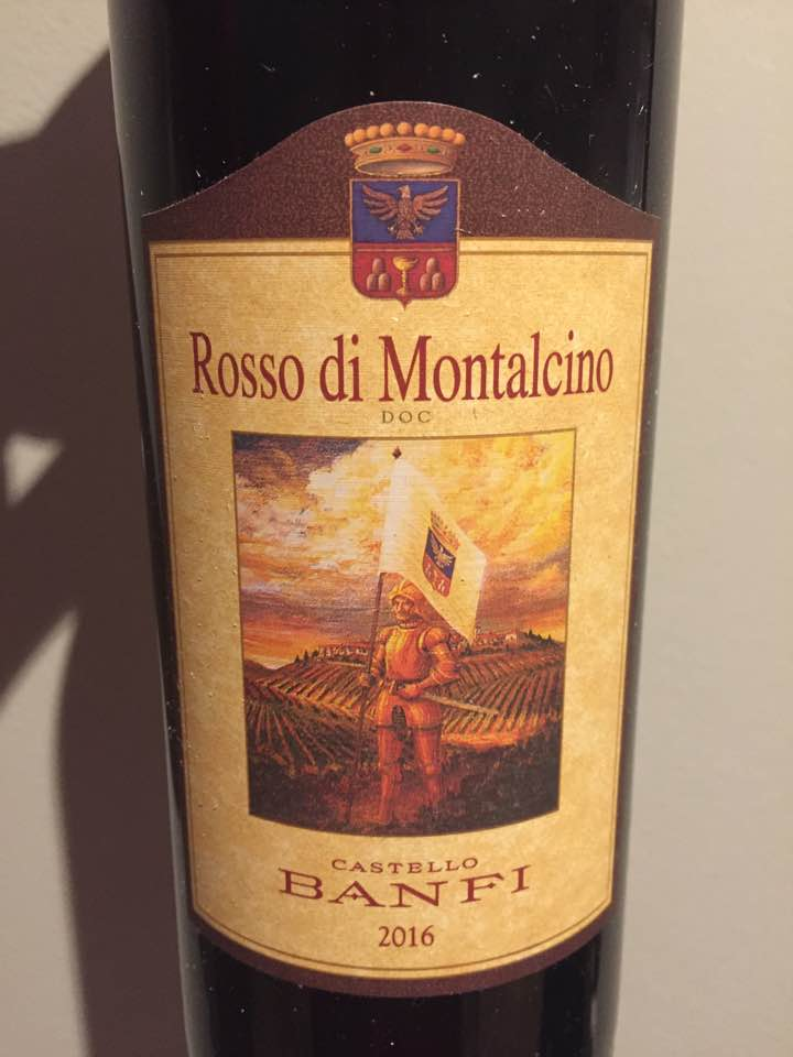 Castello Banfi 2016 – Rosso di Montalcino