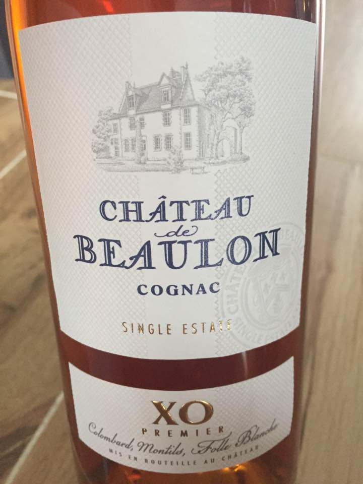 Château de Beaulon – Single Estate – XO Premier – Cognac