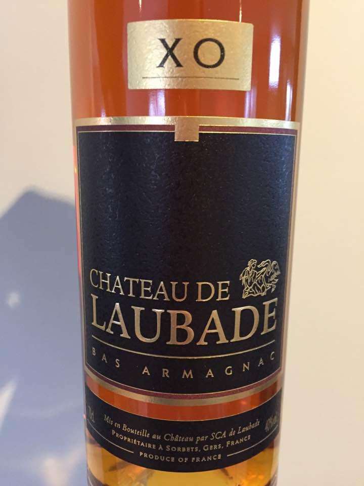 Château de Laubade – XO – Bas-Armagnac