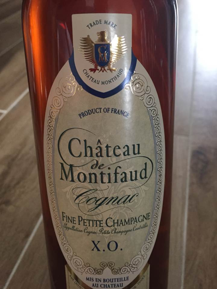 Château de Montifaud – XO – Cognac, Fine Petite Champagne