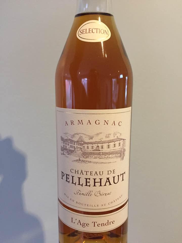 Château de Pellehaut – Selection – L'Âge Tendre – Armagnac