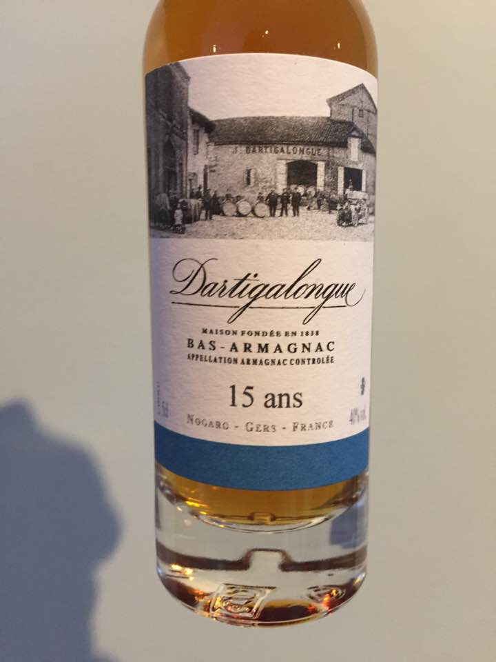 Dartigalongue – 15 ans – Bas-Armagnac