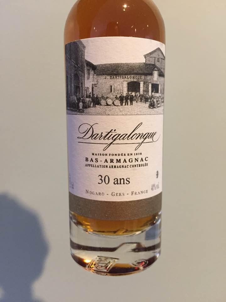 Dartigalongue – 30 ans – Bas-Armagnac