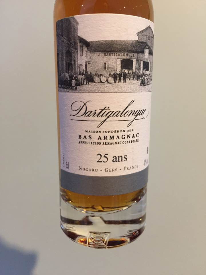 Dartigalongue – 25 ans – Bas-Armagnac