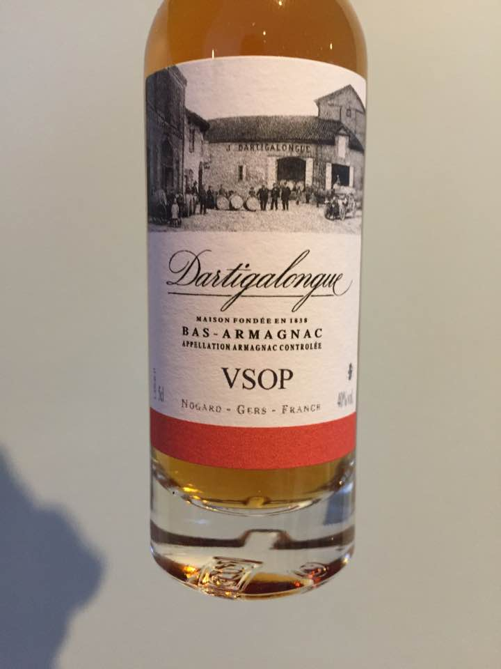 Dartigalongue – VSOP – Bas-Armagnac