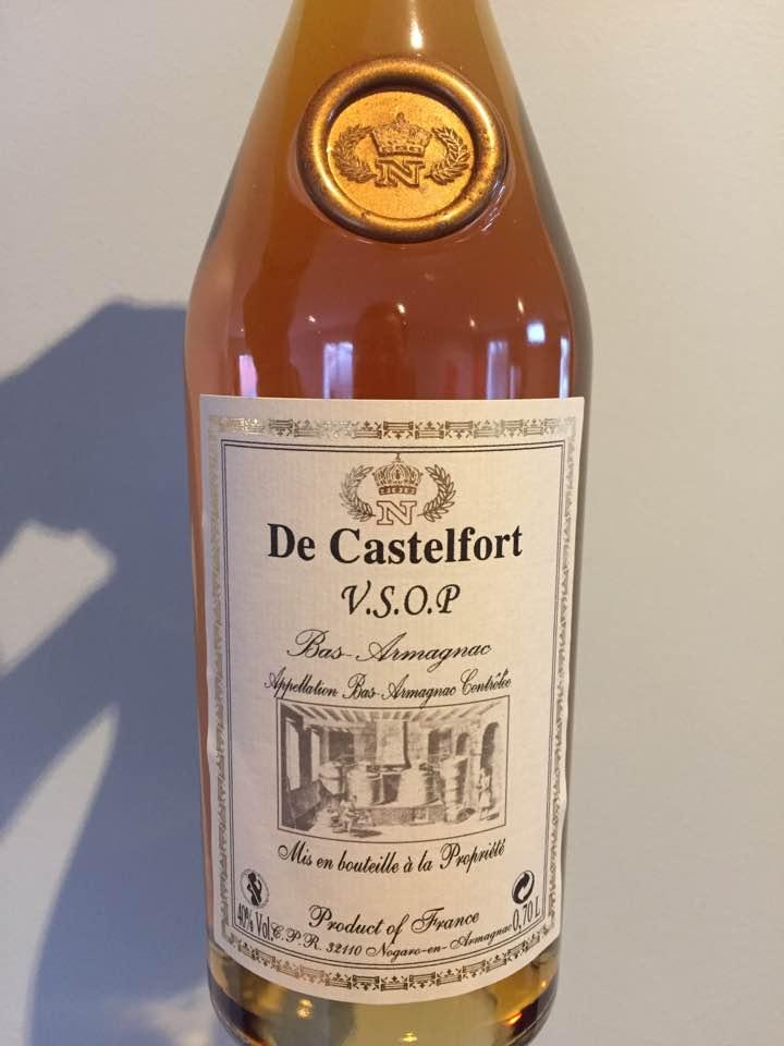 De Castelfort – VSOP – Bas-Armagnac