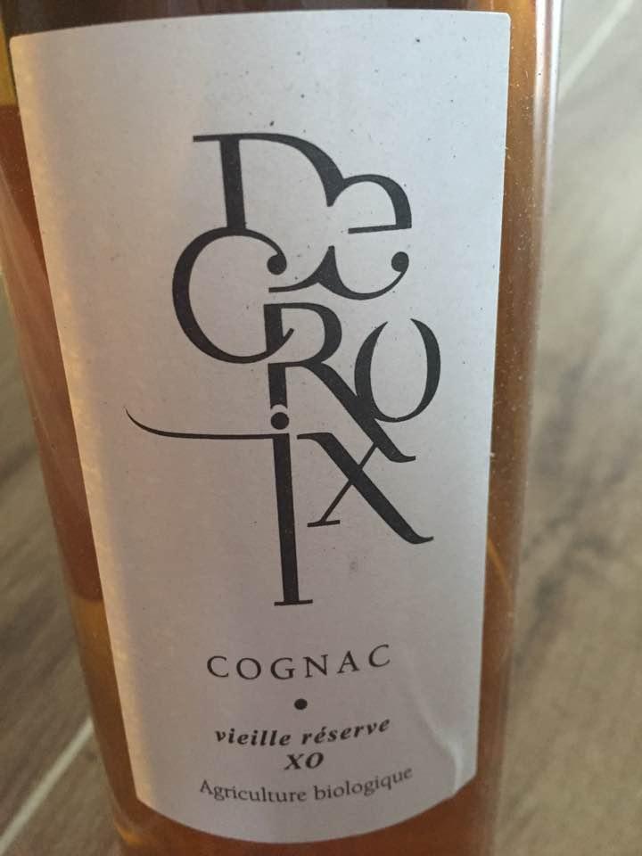 De Croix – Vieilles Reserve XO – Cognac