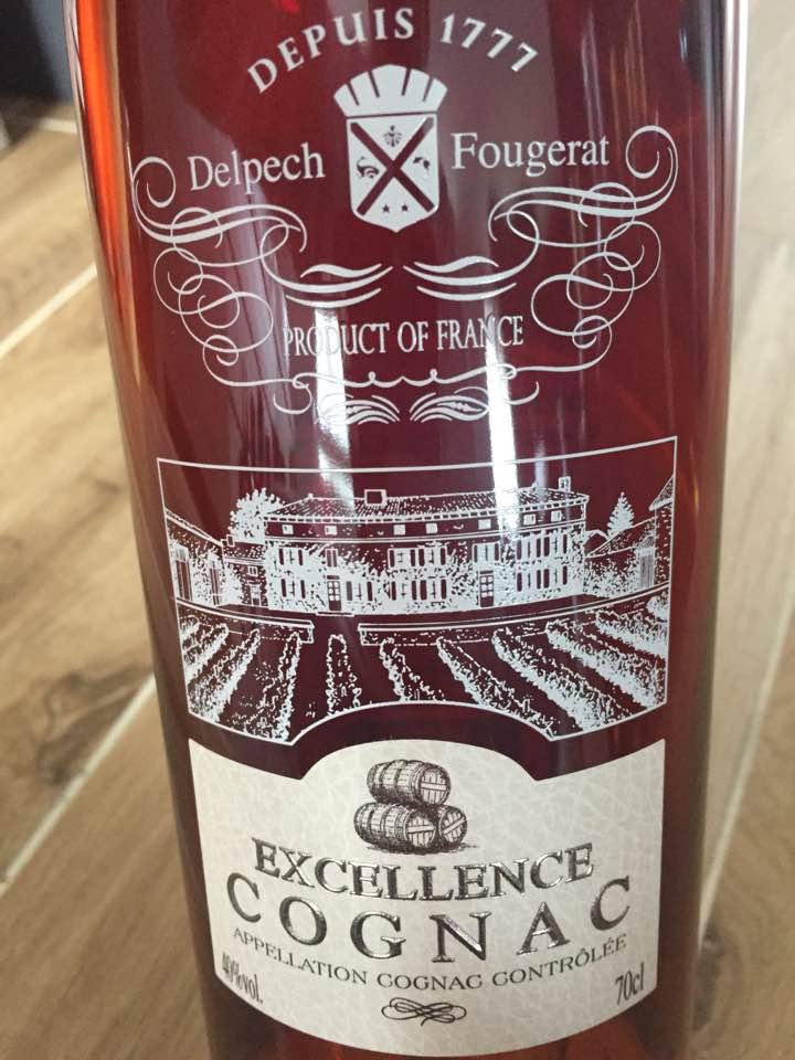 Delpech Fougerat – Excellence – Cognac