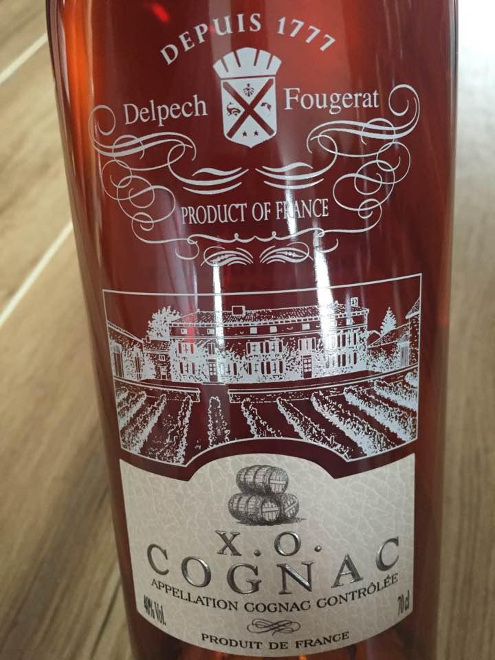 Delpech Fougerat – XO – Cognac