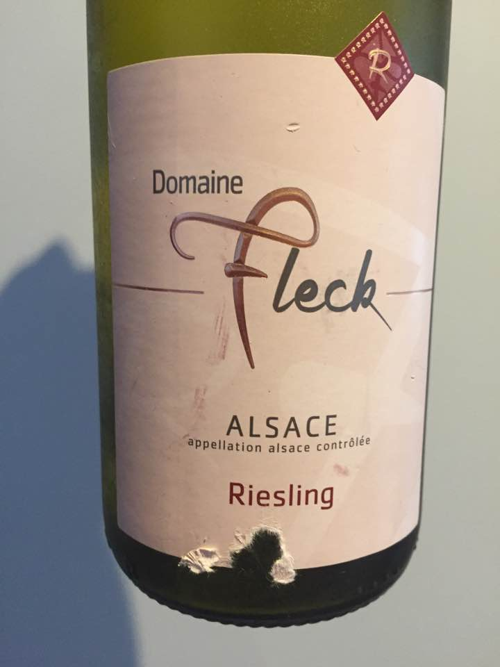 Domaine Fleck – Riesling 2015 – Alsace