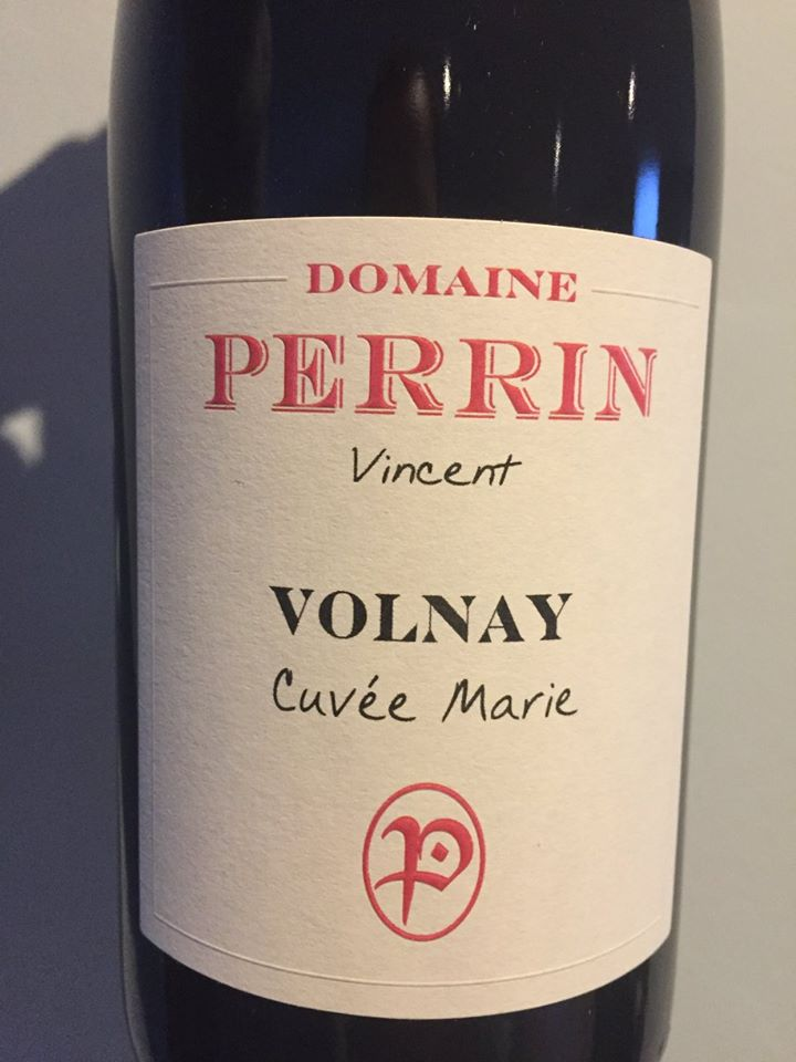 Domaine Perrin – Cuvée Marie 2016 – Volnay