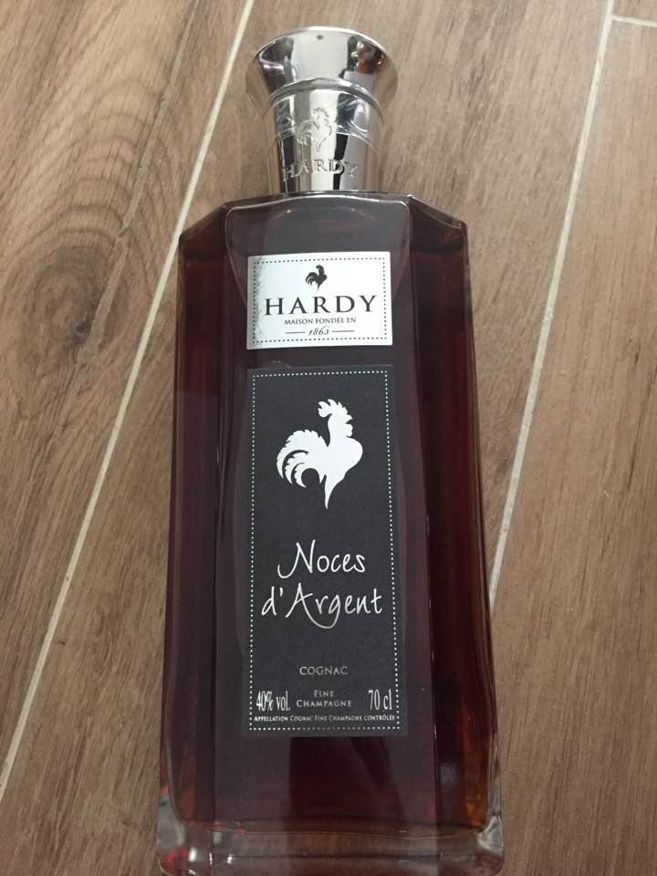 Hardy – Noces d'Argent – Cognac