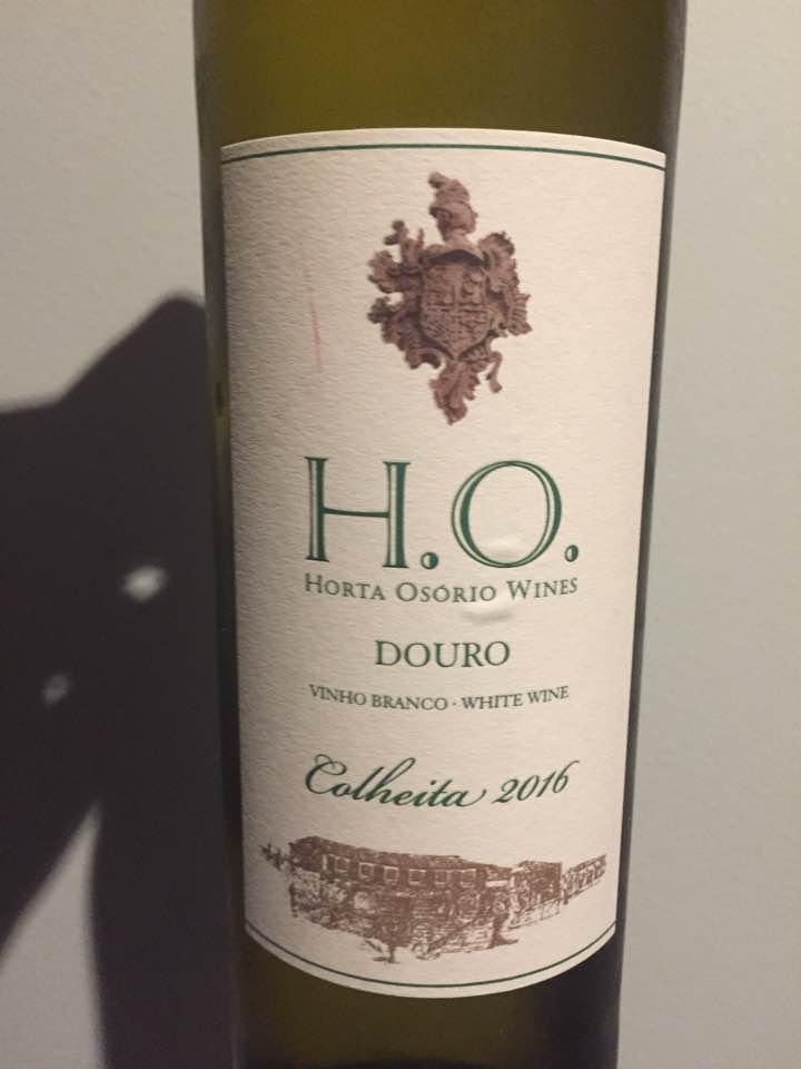 Horta Osorio Wines – Colheita 2016 – Douro