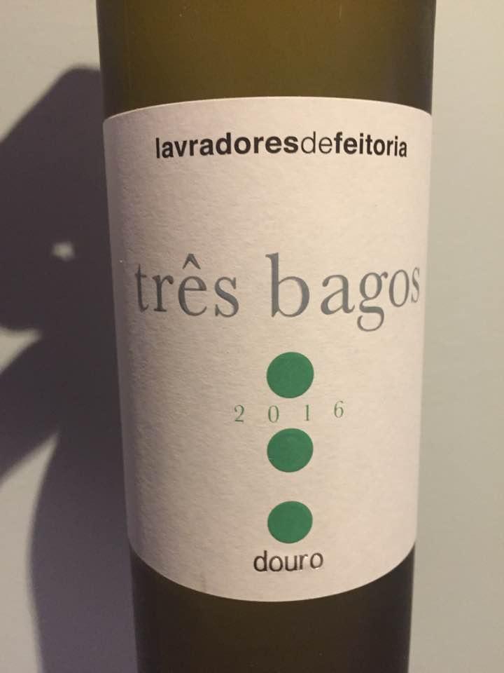 Lavradores de Feitoria – Três Bagos 2016 – Douro