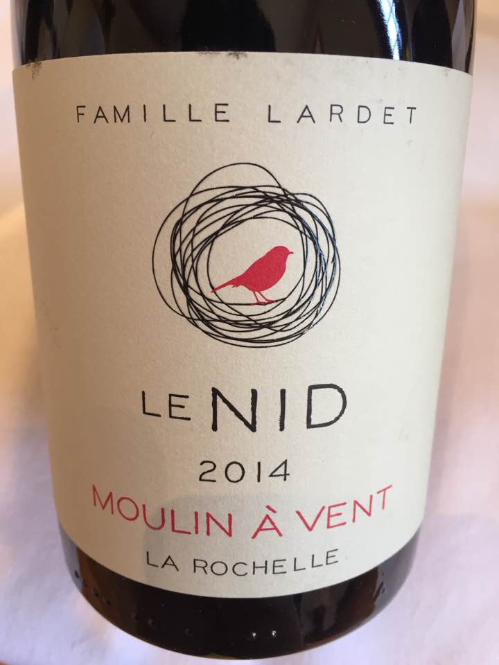 Le Nid – La Rochelle 2014 – Moulin-à-Vent