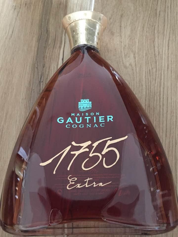 Maison Gautier – 1755 Extra – Cognac