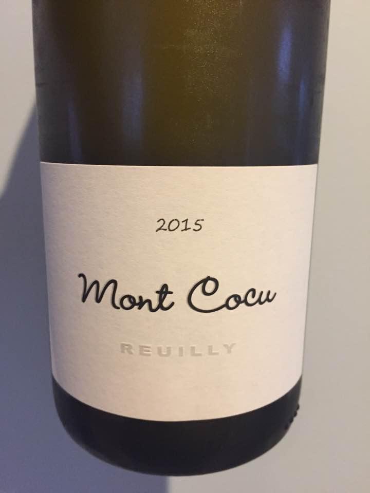 Matthieu & Renaud Mabillot – Mont Cocu 2015 – Reuilly