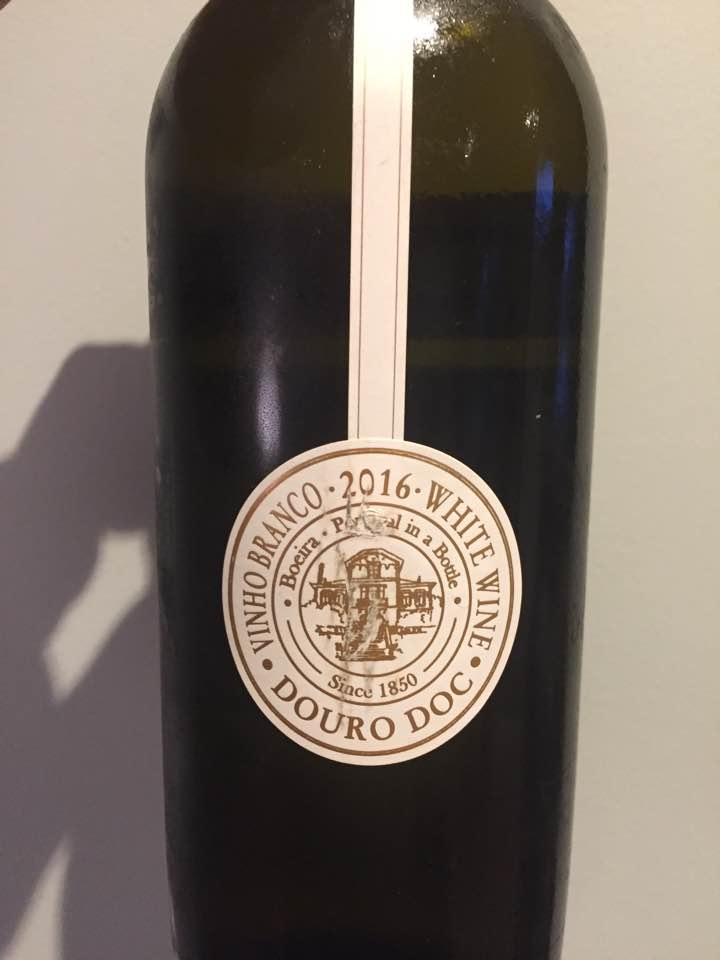 Quinta da Boeira – Vinho Branco 2016 – Douro