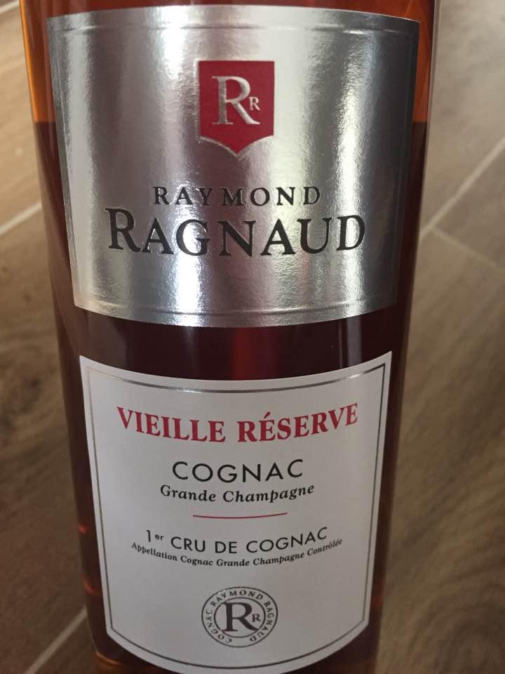 Raymond Ragnaud – Vieille Reserve – Grande Champagne, 1er Cru de Cognac
