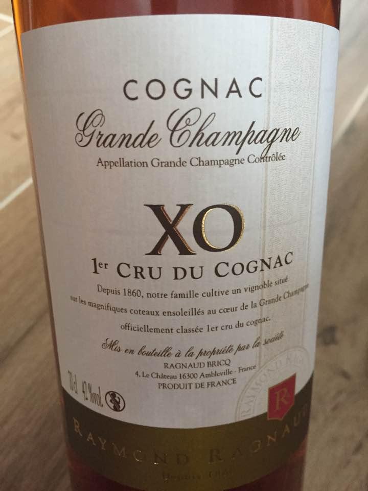 Raymond Ragnaud – XO – Grande Champagne, 1er Cru du Cognac
