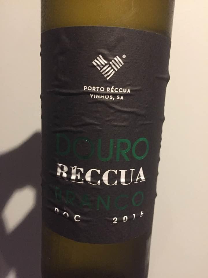 Réccua – Branco 2016 – Douro
